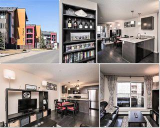 Main Photo: 205 340 Windermere Boulevard in Edmonton: Zone 56 Condo for sale : MLS®# E4153751