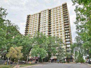Photo 1: 909 9909 104 Street in Edmonton: Zone 12 Condo for sale : MLS®# E4154324