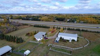 Main Photo: 22249 HWY 16: Rural Strathcona County House for sale : MLS®# E4155131