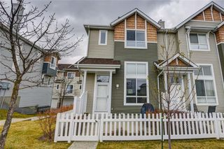Photo 2: 85 TUSCANY Court NW in Calgary: Tuscany Row/Townhouse for sale : MLS®# C4243968