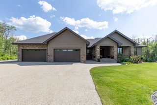 Main Photo: 29 52105 RGE RD 225: Rural Strathcona County House for sale : MLS®# E4156295