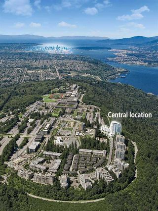 "Photo 11: 312 8850 UNIVERSITY Crescent in Burnaby: Simon Fraser Univer. Condo for sale in ""THE PEAK"" (Burnaby North)  : MLS®# R2373038"