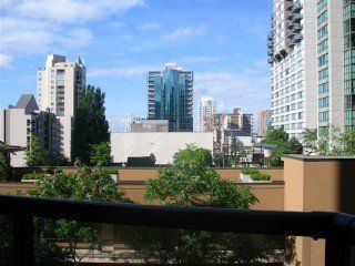 Photo 5: 609 1189 Howe Street in Vancouver: Downtown Home for sale ()  : MLS®# V539344