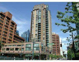 Photo 1: 609 1189 Howe Street in Vancouver: Downtown Home for sale ()  : MLS®# V539344