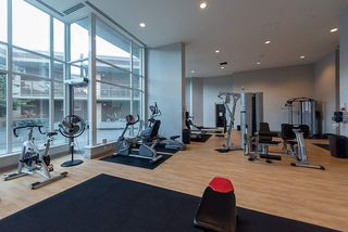 "Photo 10: 509 1919 WYLIE Street in Vancouver: False Creek Condo for sale in ""MAYNARDS BLOCK"" (Vancouver West)  : MLS®# R2401456"