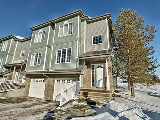 Photo 1: 37 5102 30 Avenue: Beaumont Townhouse for sale : MLS®# E4185220