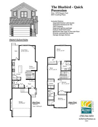 Photo 39: 8441 CUSHING Court in Edmonton: Zone 55 House for sale : MLS®# E4191927