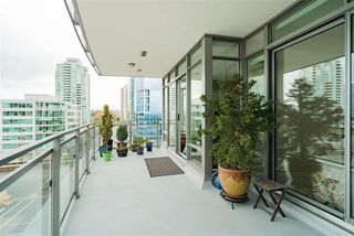 """Photo 18: 801 2008 ROSSER Avenue in Burnaby: Brentwood Park Condo for sale in """"Solo District- Stratus"""" (Burnaby North)  : MLS®# R2447893"""