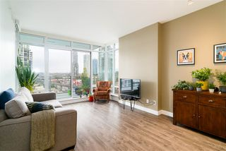 """Photo 2: 801 2008 ROSSER Avenue in Burnaby: Brentwood Park Condo for sale in """"Solo District- Stratus"""" (Burnaby North)  : MLS®# R2447893"""