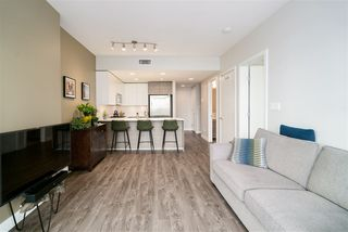 """Photo 7: 801 2008 ROSSER Avenue in Burnaby: Brentwood Park Condo for sale in """"Solo District- Stratus"""" (Burnaby North)  : MLS®# R2447893"""