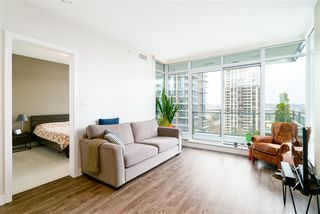 """Photo 5: 801 2008 ROSSER Avenue in Burnaby: Brentwood Park Condo for sale in """"Solo District- Stratus"""" (Burnaby North)  : MLS®# R2447893"""