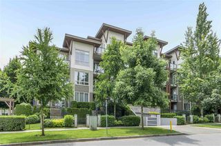 "Photo 1: 106 15918 26 Avenue in Surrey: Grandview Surrey Condo for sale in ""The Morgan"" (South Surrey White Rock)  : MLS®# R2464201"
