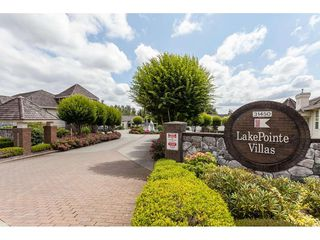 "Photo 40: 30 31450 SPUR Avenue in Abbotsford: Abbotsford West Townhouse for sale in ""Lakepointe Villas"" : MLS®# R2475174"