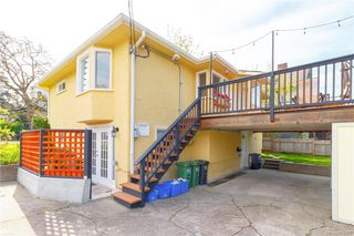 Photo 30: 613 Marifield Ave in Victoria: Vi James Bay House for sale : MLS®# 838007