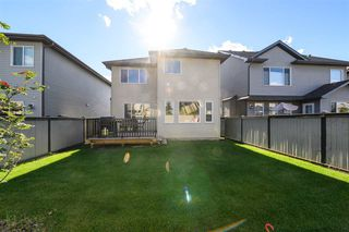 Photo 42: 663 178 Street in Edmonton: Zone 56 House for sale : MLS®# E4212854