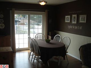 Photo 7: 2333 RIDGEWAY Street in Abbotsford: Abbotsford West House for sale : MLS®# F1109931