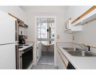 "Photo 2: 302 1280 NICOLA Street in Vancouver: West End VW Condo for sale in ""LINDEN PLACE"" (Vancouver West)  : MLS®# V907369"