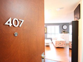 Main Photo: # 407 55 ALEXANDER ST in : Downtown VE Condo for sale : MLS®# V871205
