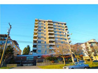 "Photo 1: 704 209 CARNARVON Street in New Westminster: Downtown NW Condo for sale in ""ARGYLE HOUSE"" : MLS®# V1037104"
