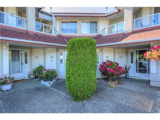 """Main Photo: 60 31406 UPPER MACLURE Road in Abbotsford: Abbotsford West Townhouse for sale in """"ELLWOOD ESTATES"""" : MLS®# F1414978"""