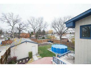 Photo 18: 141 Rossmere Crescent in WINNIPEG: East Kildonan Residential for sale (North East Winnipeg)  : MLS®# 1426019