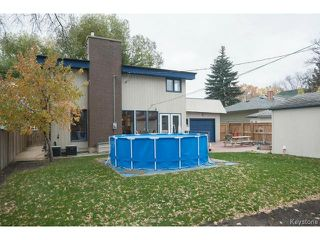 Photo 20: 141 Rossmere Crescent in WINNIPEG: East Kildonan Residential for sale (North East Winnipeg)  : MLS®# 1426019