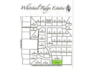 Photo 1: Lot 1 Whitetail Ridge Estates: Rural Bonnyville M.D. Rural Land/Vacant Lot for sale : MLS®# E3394424