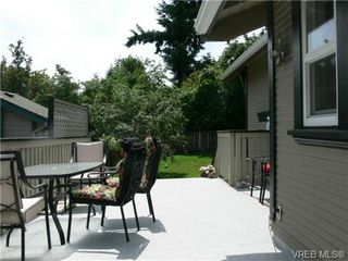 Photo 13: 615 Kent Rd in VICTORIA: SW Tillicum Single Family Detached for sale (Saanich West)  : MLS®# 686398