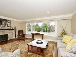 Photo 3: 3524 Henderson Road in VICTORIA: OB Henderson Single Family Detached for sale (Oak Bay)  : MLS®# 347044