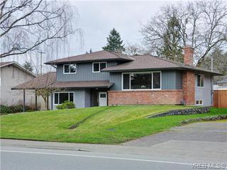 Photo 20: 3524 Henderson Road in VICTORIA: OB Henderson Single Family Detached for sale (Oak Bay)  : MLS®# 347044
