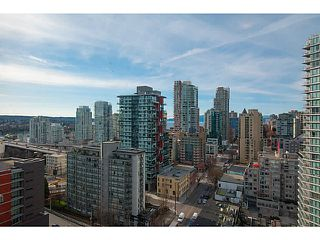 "Photo 5: 2201 1295 RICHARDS Street in Vancouver: Downtown VW Condo for sale in ""The Oscar"" (Vancouver West)  : MLS®# V1108690"