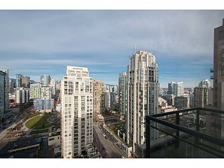 "Photo 4: 2201 1295 RICHARDS Street in Vancouver: Downtown VW Condo for sale in ""The Oscar"" (Vancouver West)  : MLS®# V1108690"