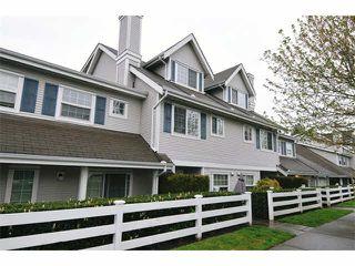 "Photo 1: 10 11355 236TH Street in Maple Ridge: Cottonwood MR Townhouse for sale in ""ROBERTSON RIDGE"" : MLS®# V1118145"
