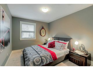 "Photo 8: 25 19095 MITCHELL Road in Pitt Meadows: Central Meadows Townhouse for sale in ""BROGDEN BROWN"" : MLS®# V1122105"