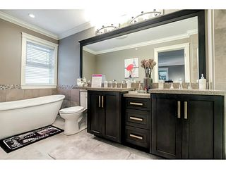 "Photo 12: 25 19095 MITCHELL Road in Pitt Meadows: Central Meadows Townhouse for sale in ""BROGDEN BROWN"" : MLS®# V1122105"