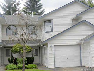 Photo 1: 45 2355 Valley View Dr in COURTENAY: CV Courtenay East Row/Townhouse for sale (Comox Valley)  : MLS®# 705197