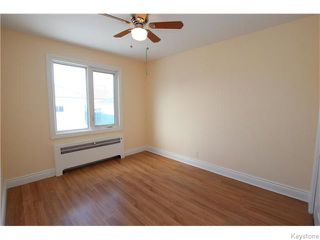 Photo 14: 490 Garlies Street in WINNIPEG: North End Residential for sale (North West Winnipeg)  : MLS®# 1605113