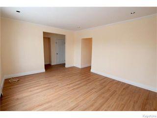 Photo 12: 490 Garlies Street in WINNIPEG: North End Residential for sale (North West Winnipeg)  : MLS®# 1605113
