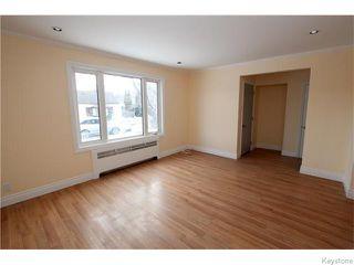 Photo 11: 490 Garlies Street in WINNIPEG: North End Residential for sale (North West Winnipeg)  : MLS®# 1605113