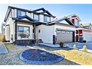Main Photo: 186 THORNLEIGH Close SE: Airdrie House for sale : MLS®# C4054671