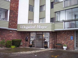 "Photo 1: 201 32040 PEARDONVILLE Road in Abbotsford: Abbotsford West Condo for sale in ""DOGWOOD MANOR"" : MLS®# R2056716"