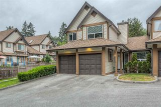 "Photo 1: 17 23151 HANEY Bypass in Maple Ridge: East Central Townhouse for sale in ""STONEHOUSE ESTATES"" : MLS®# R2072291"