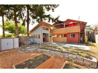 Photo 2: 2210 Victor Street in VICTORIA: Vi Fernwood Single Family Detached for sale (Victoria)  : MLS®# 367746