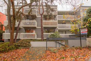 "Photo 2: 107 1545 E 2ND Avenue in Vancouver: Grandview VE Condo for sale in ""TALISHAN WOODS"" (Vancouver East)  : MLS®# R2121835"
