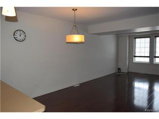 Photo 4: 15 Bridgeland Drive in Winnipeg: Bridgwater Forest Condominium for sale (1R)  : MLS®# 1701413
