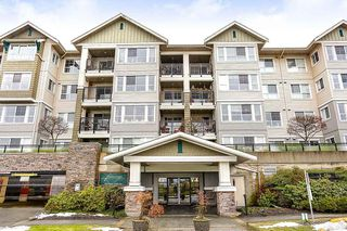 "Photo 1: 423 19673 MEADOW GARDENS Way in Pitt Meadows: North Meadows PI Condo for sale in ""FAIRWAYS"" : MLS®# R2138742"