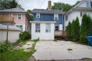 Photo 20: 124 Arlington Street in Winnipeg: Wolseley Residential for sale (5B)  : MLS®# 1715891