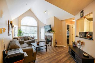 """Photo 1: 409 7435 121A Street in Surrey: West Newton Condo for sale in """"STRAWBERRY HILLS"""" : MLS®# R2215560"""