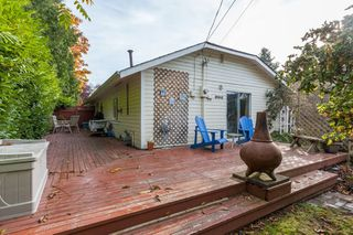 "Photo 18: 2873 MCKENZIE Avenue in Surrey: Crescent Bch Ocean Pk. House for sale in ""CRESCENT BEACH"" (South Surrey White Rock)  : MLS®# R2218182"