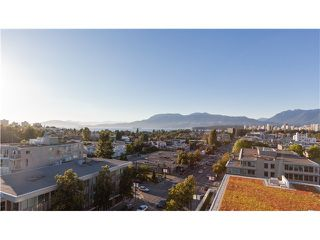Photo 4: 904 1777 West 7th Ave in Kits 360: Home for sale : MLS®# V1044903